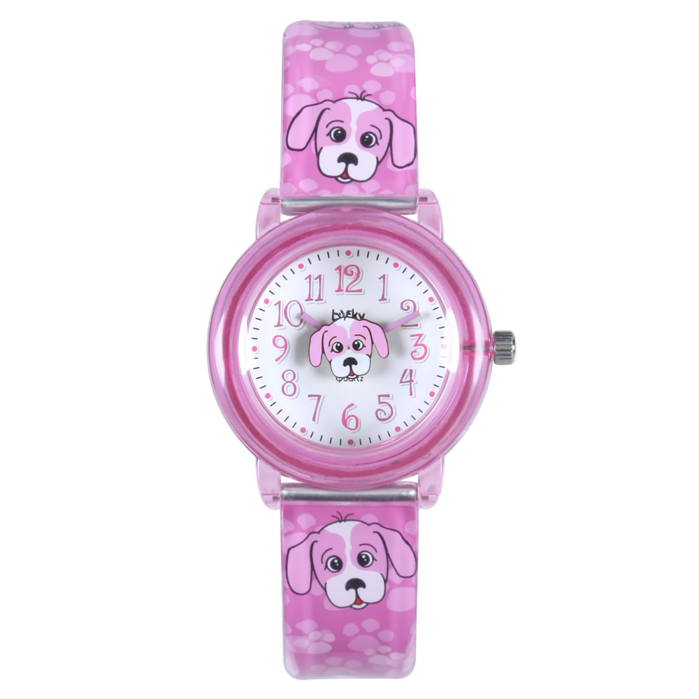 Pink Puppy, Fun Kids Watch with \